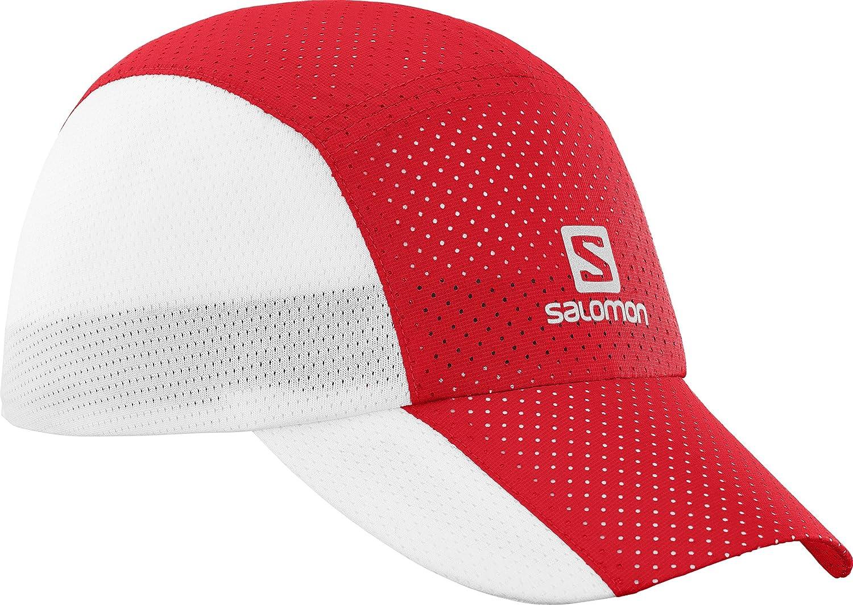 Salomon Gorra unisex de malla, Impermeable, XT COMPACT CAP, Talla ...