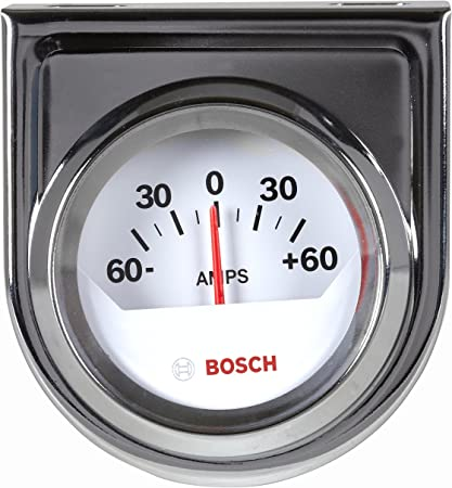 Oil Pressure Set White Face Early Oliver Tractor Temp Ammeter Gauge