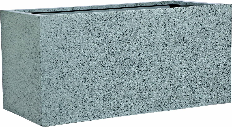 Esteras 8520523037 Smartline Arnhem 37 Grey planter 45 litres 37 x 37 x 37 cm