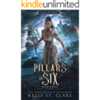 Ebba-Viva Fairisles: Pillars of Six (Pirates of Felicity Book 3)