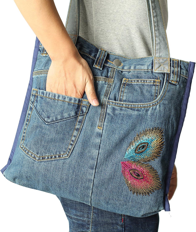 ASK 4 JEANS Denim Jeans...