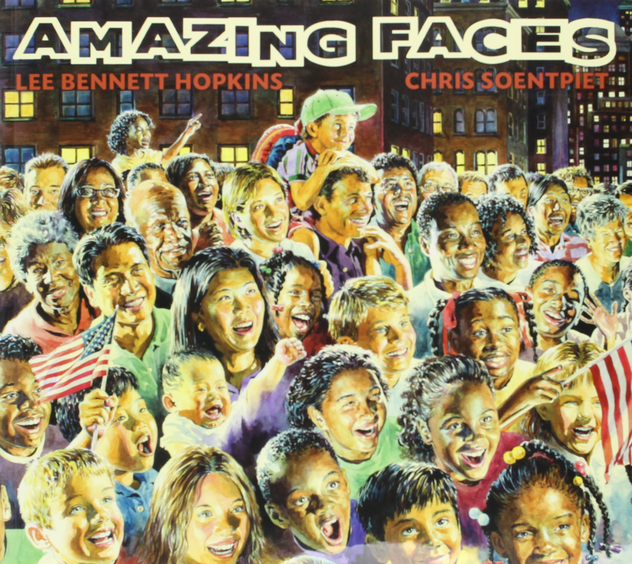Image result for amazing faces cover