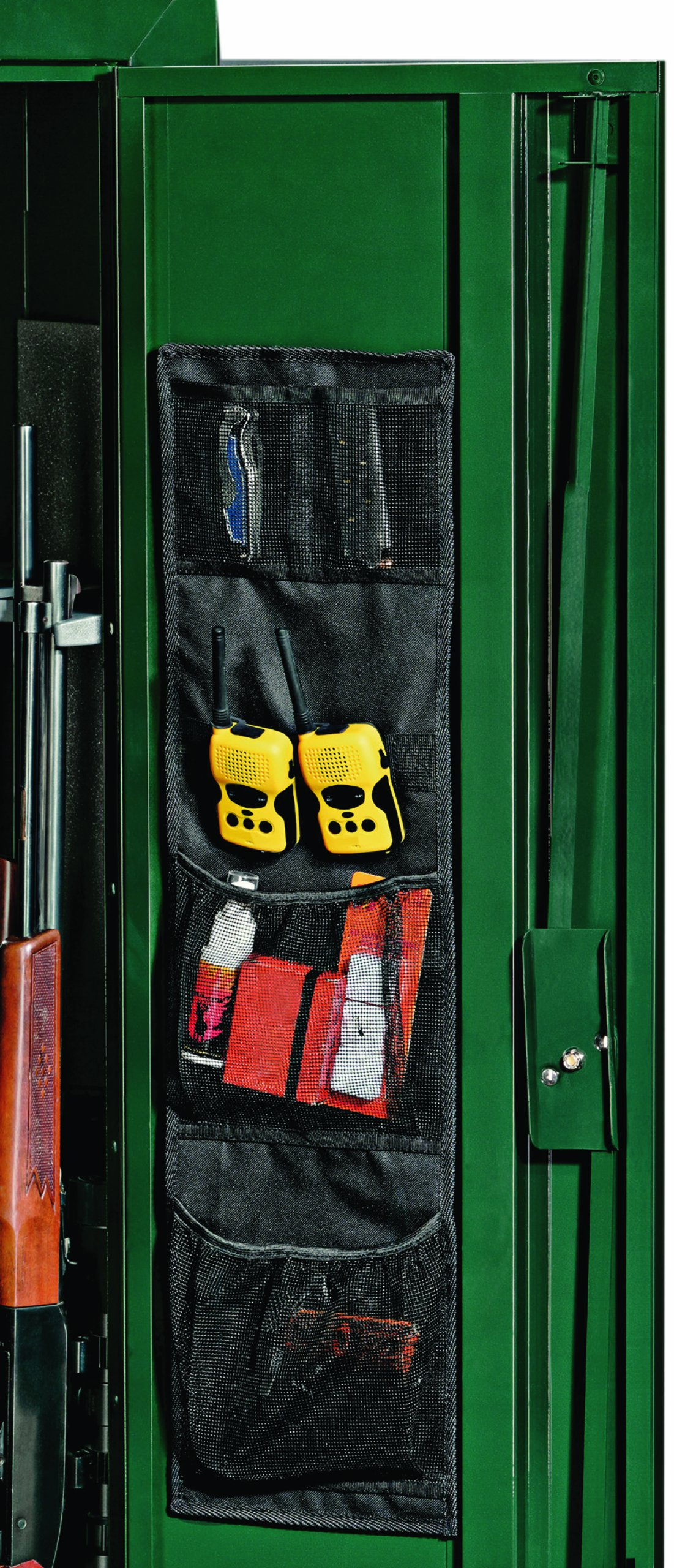 Stack-On SPAO-148 Small Fabric Organizer for Stack-On Long-Gun Cabinets by Stack-On