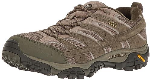 Zapatillas de senderismo Moab 2 Wtpf para hombre, Dusty Olive, 11 M US: Amazon.es: Zapatos y complementos