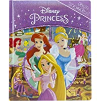 Disney Princess - First Look and Find Activity Book - PI Kids