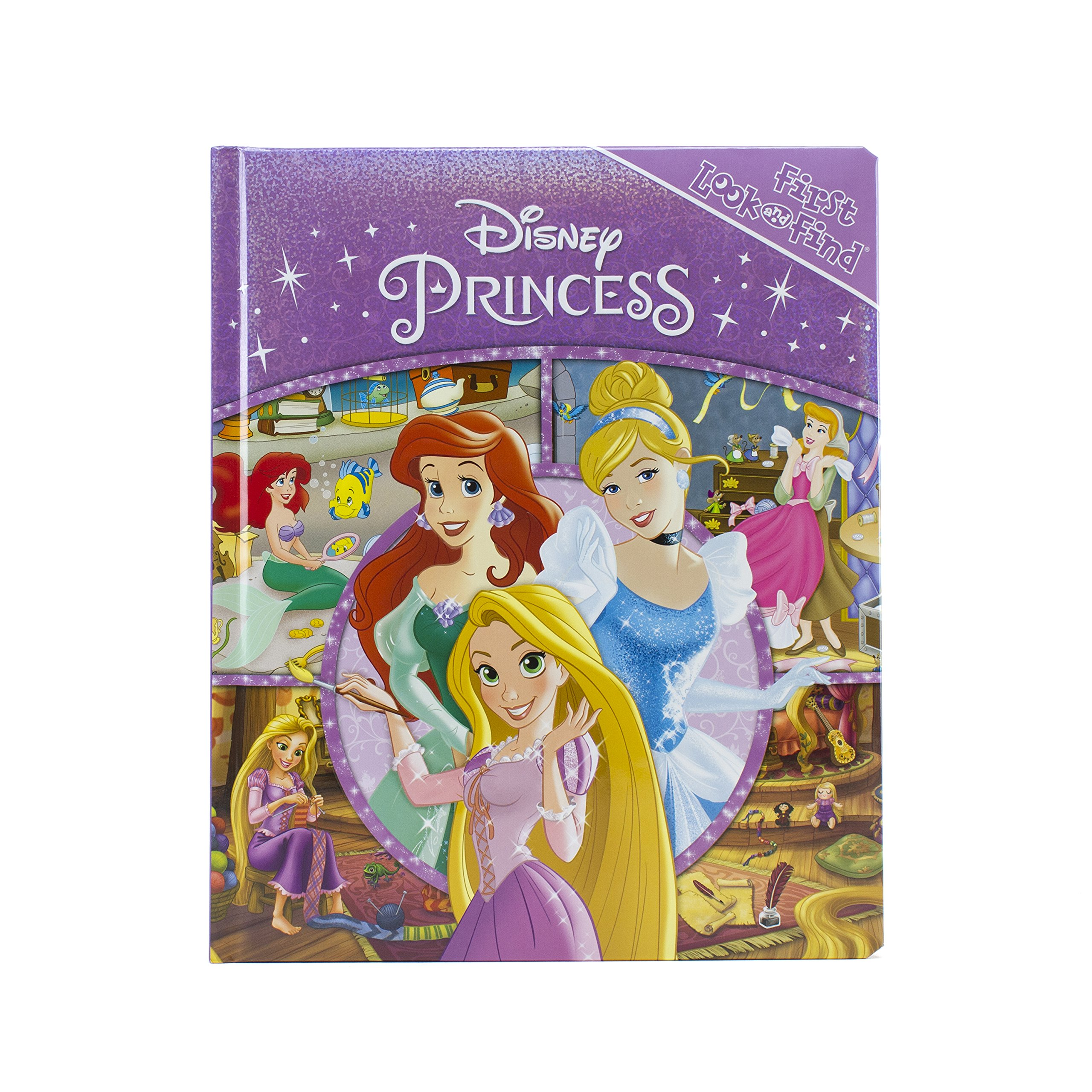 Disney Princess First Look and Find 9781503702950