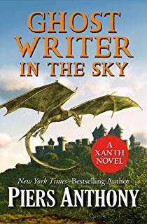 Amazon how precious was that while xanth ebook piers anthony ghost writer in the sky the xanth novels book 41 fandeluxe Image collections