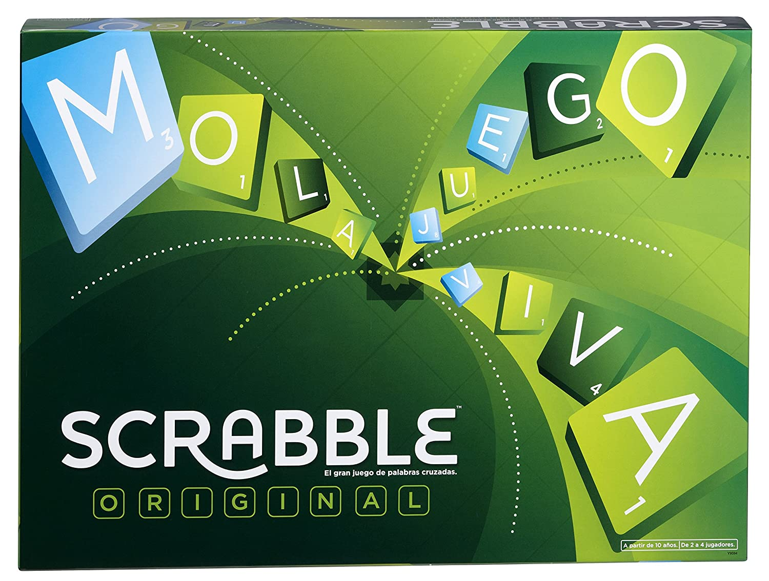 Scrabble https://amzn.to/2L4mFZl