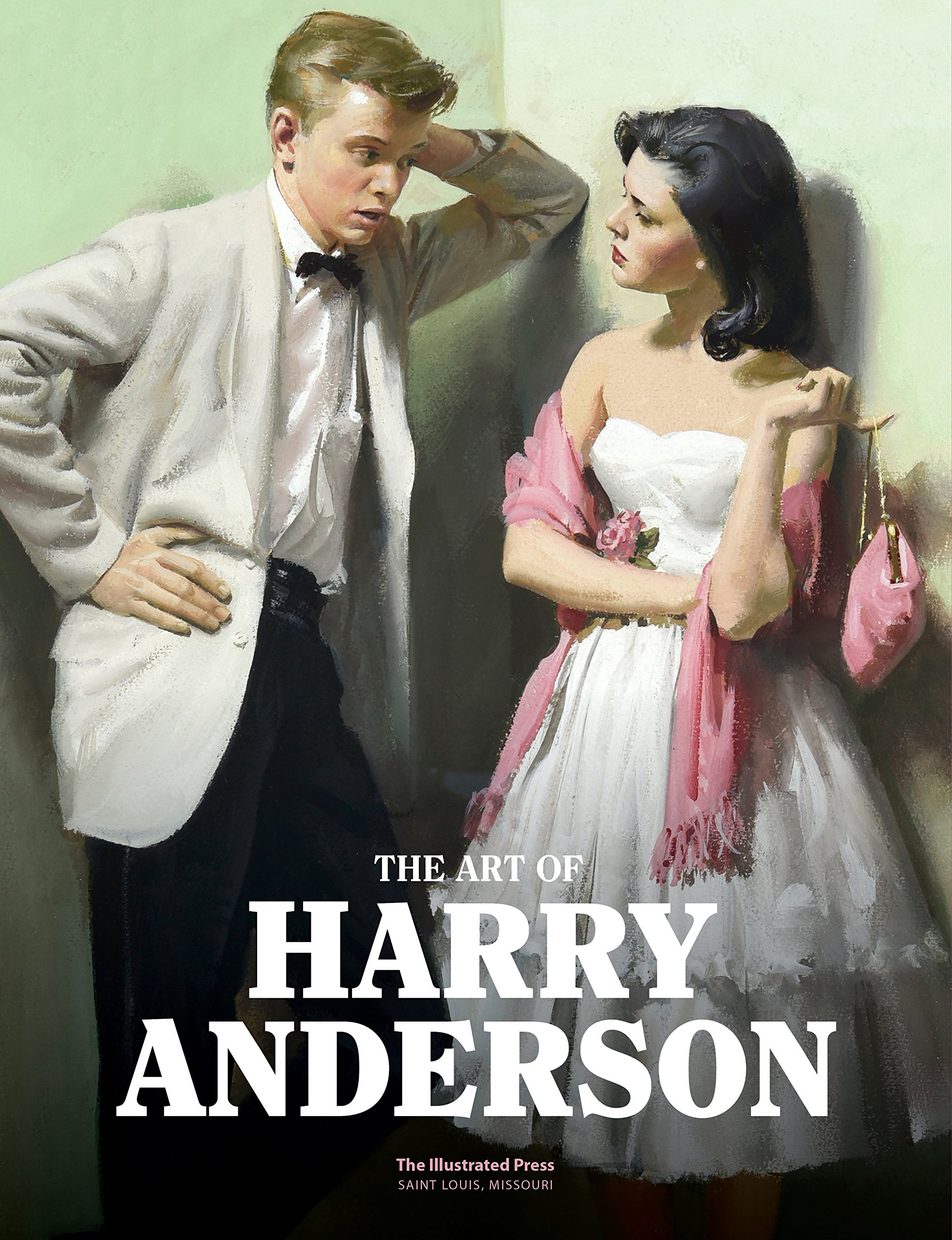 The Art of Harry Anderson PDF