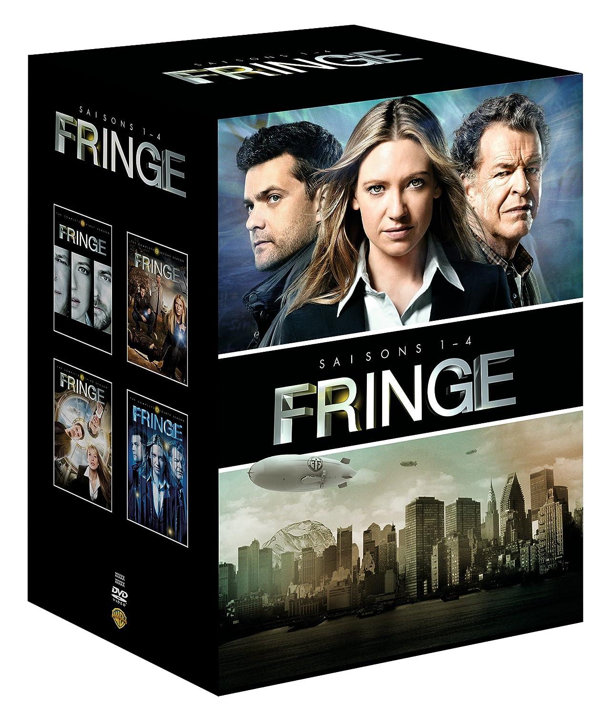 Fringe - Saisons 1 à 4 [Francia] [DVD]: Amazon.es: Anna Torv ...