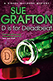 D is for Deadbeat: A Kinsey Millhone Mystery (Kinsey Millhone Alphabet series Book 4)