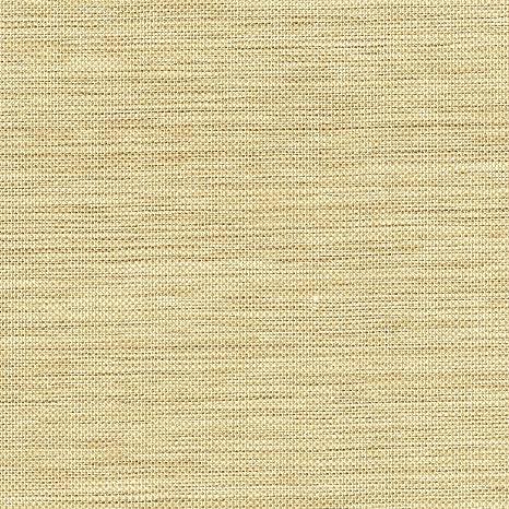 Kenneth James 63 54786 Li Ming Grass Cloth Wallpaper Beige
