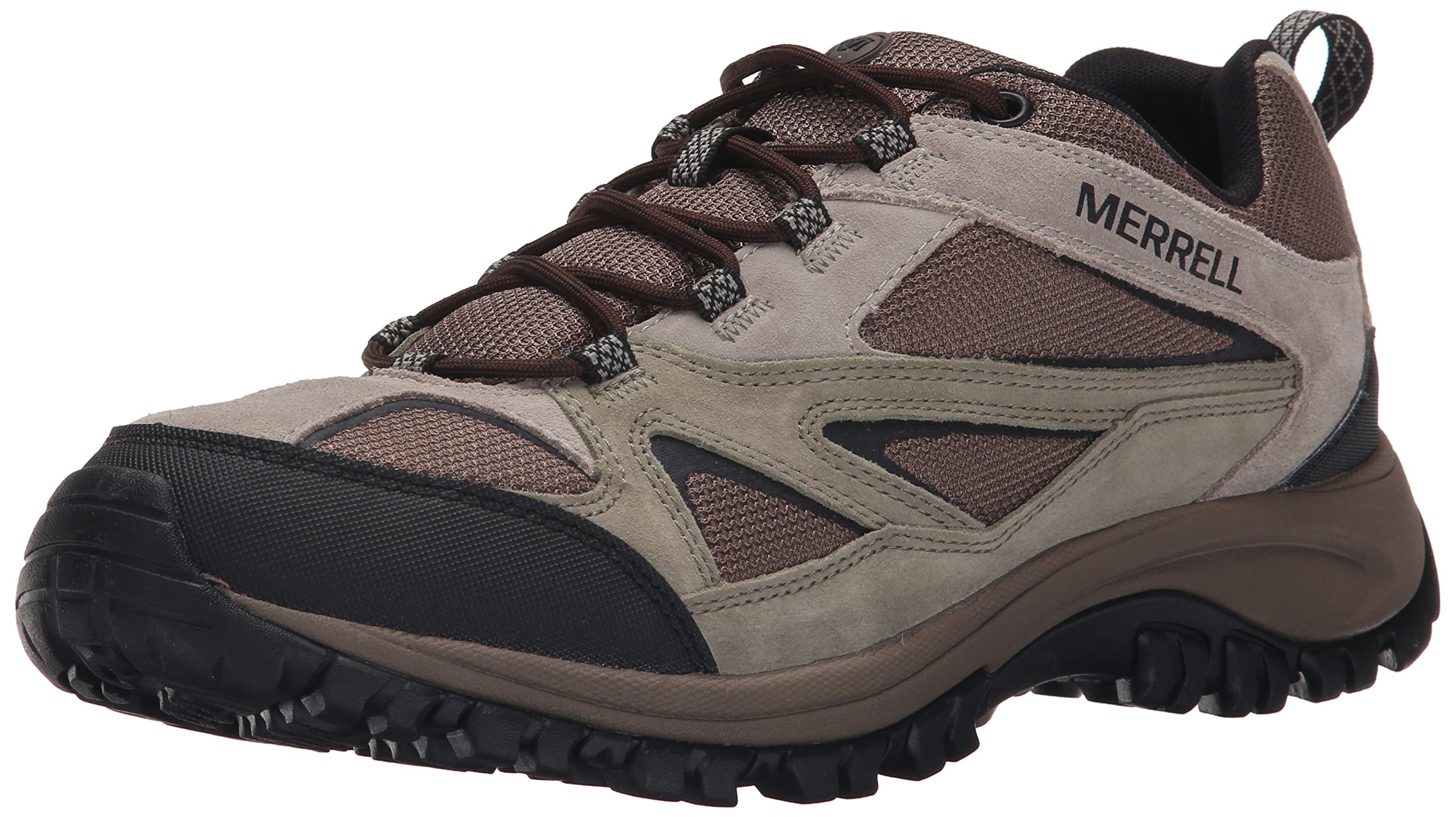 Merrell Men's Phoenix Bluff Hiking Shoe, Putty, 13 M US
