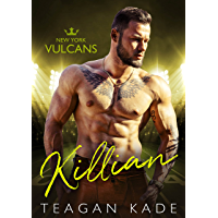 Killian (New York Vulcans Book 3)