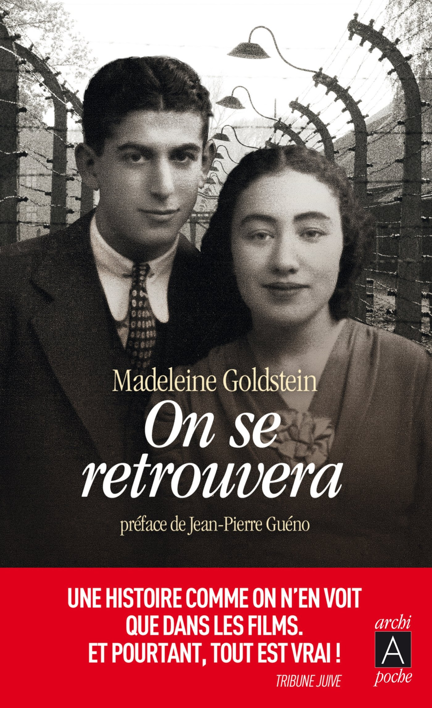 Amazon Fr On Se Retrouvera Madeleine Goldstein Livres