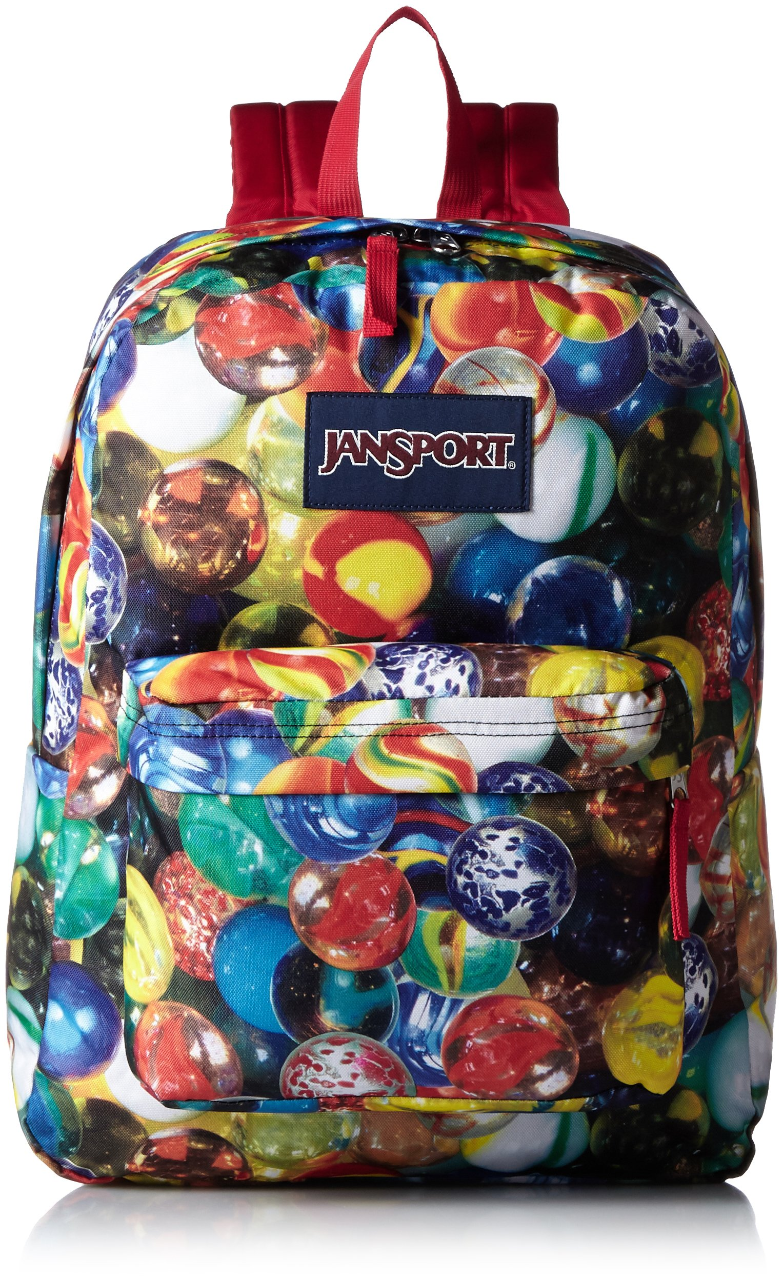 JanSport Superbreak Backpack Multi Lost Marbles
