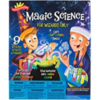 Scientific Explorer The Magic Science Wizards Kit