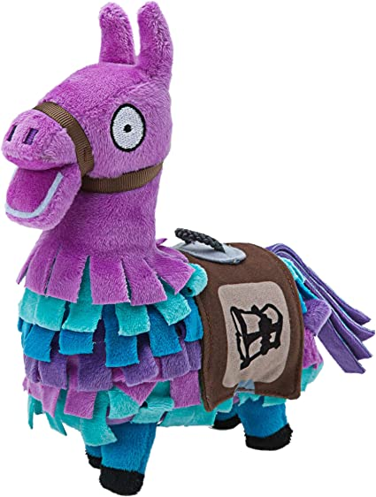 "Brand NEW Official Fortnite 7/"" Llama Loot Plush Stuffed Animal Toy"