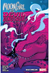 Moon Girl and Devil Dinosaur Vol. 7: Bad Dream (Moon Girl and Devil Dinosaur (2015-2019)) Kindle Edition