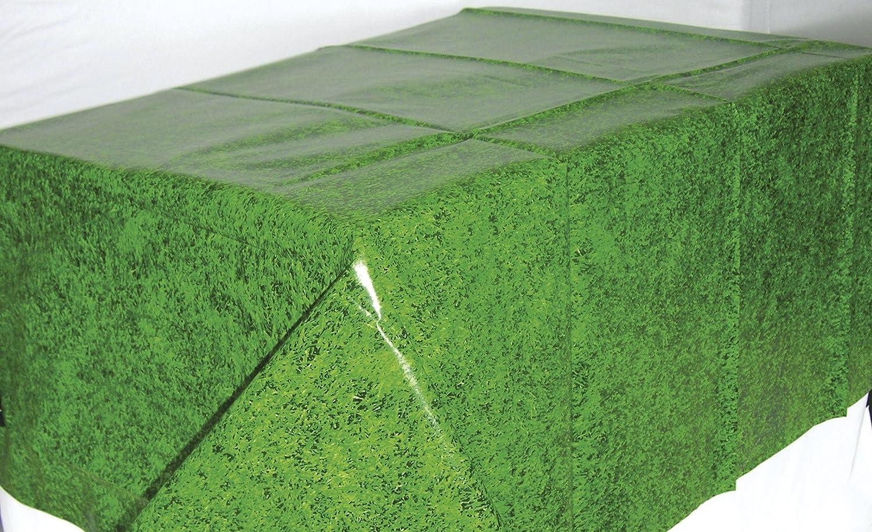 Caseta de mantel - Fútbol - En el césped. Look 137 x 259 cm: Amazon.es: Juguetes y juegos