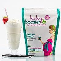 Prenatal Vitamin Supplement Shake - Baby Booster Tahitian Vanilla - 1lb bag - OBGYN...