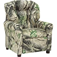 THE CREW FURNITURE Traditional Kids Chair, Camo