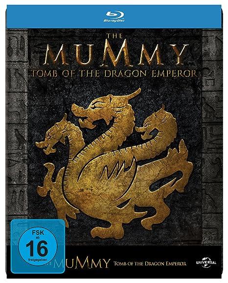 Die Mumie: Das Grabmal des Drachenkaisers - Blu-ray - Limited Steelbook [Limited Edition]