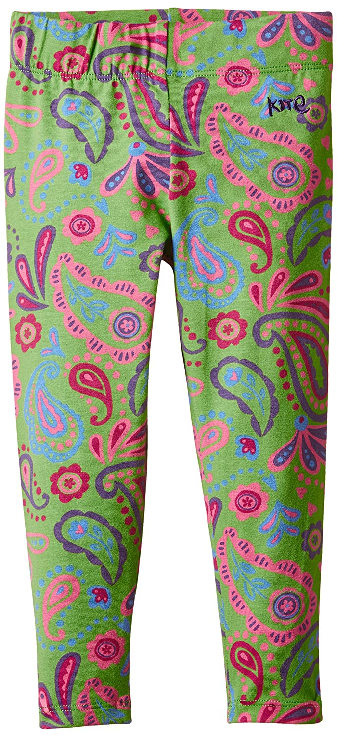 d4934656d3762 Kite Kids Girl's Paisley Legging Trousers, Green, 4 Years: Amazon.co.uk:  Clothing