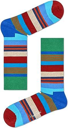 Happy Socks Multi Stripe Sock Calcetines para Hombre