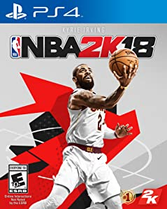 NBA 2k18 for Xbox or PS4