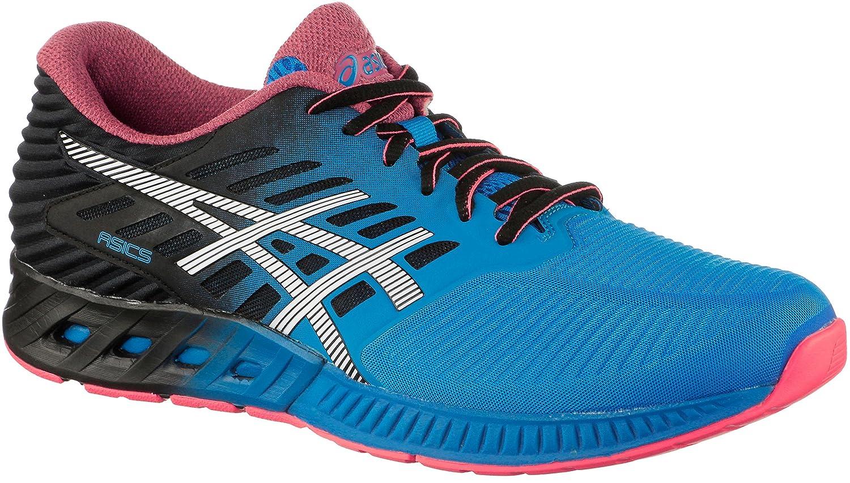 Asics FuzeX - Zapatillas de Running 10,5 UK|AZUL ROSA