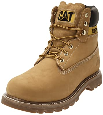 Caterpillar Colorado LaceUp Boot  Mens Boots  Unisex Boots 9 US