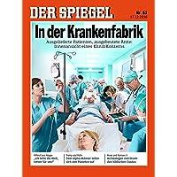 DER SPIEGEL 51/2016: In der Krankenfabrik