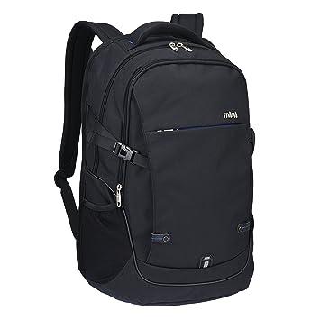 Amazon.com: Mixi Laptop Backpack Water Resistant Unisex Rucksack ...