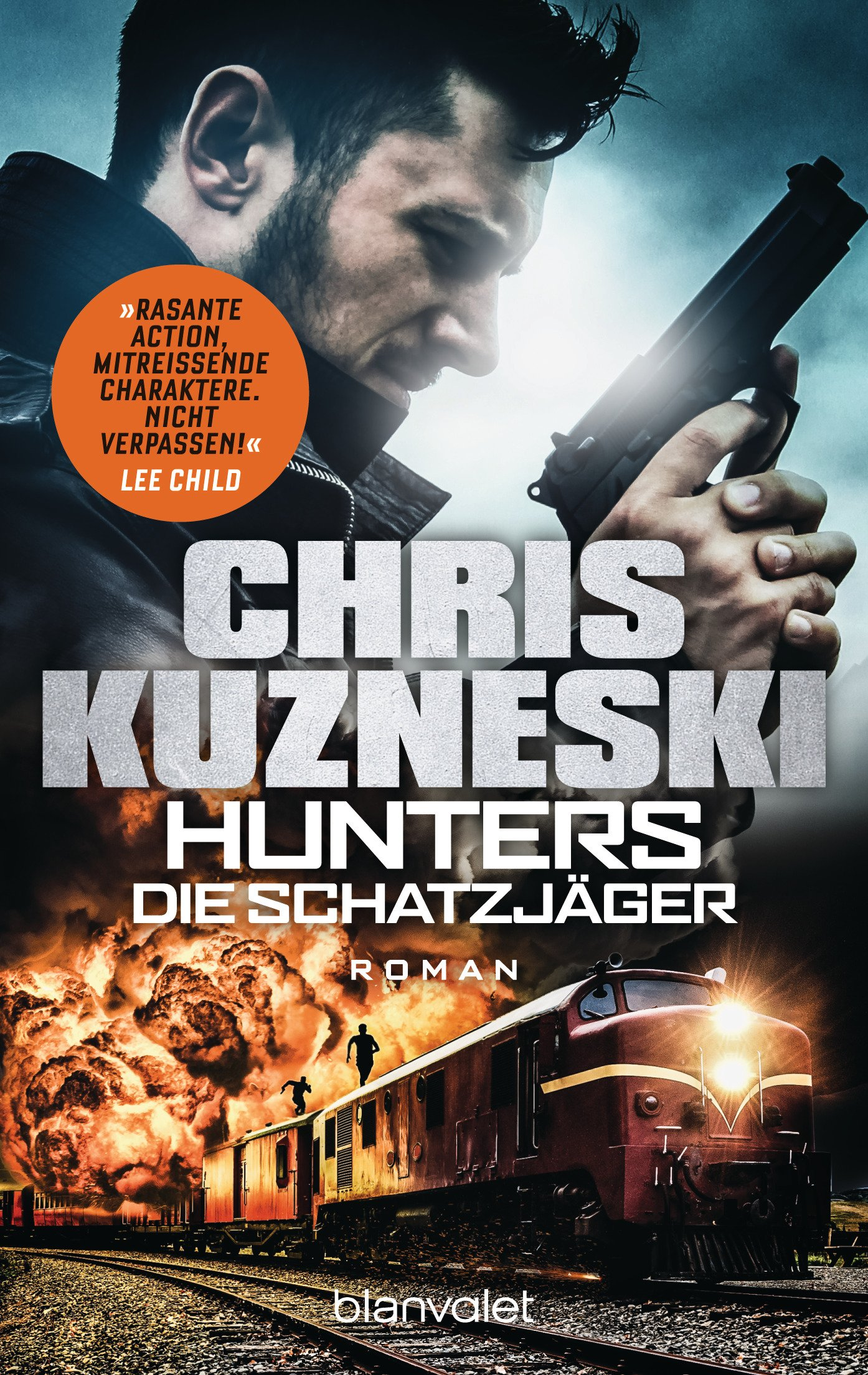 Hunters - Die Schatzjäger: Roman (The Hunters, Band 1)