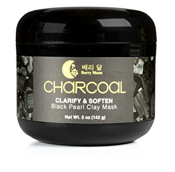Berry Moon Anti-aging Charcoal Clay Mask