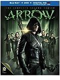 Arrow: The Complete Second Season [Blu-ray + DVD + Digital Copy] (Bilingual)