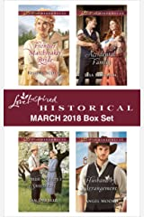 Love Inspired Historical March 2018 Box Set: Frontier Matchmaker Bride\The Amish Nanny's Sweetheart\Accidental Family\Husband by Arrangement Kindle Edition