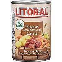 Litoral - Patatas Estofadas con Carne - Pack