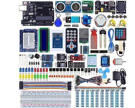 Amazon.com: smraza Uno Proyecto Starter Kit: Computers ...