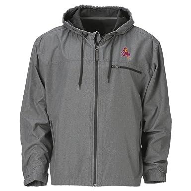 Ouray Sportswear NCAA Adult-Unisex Venture Windbreaker Jacket