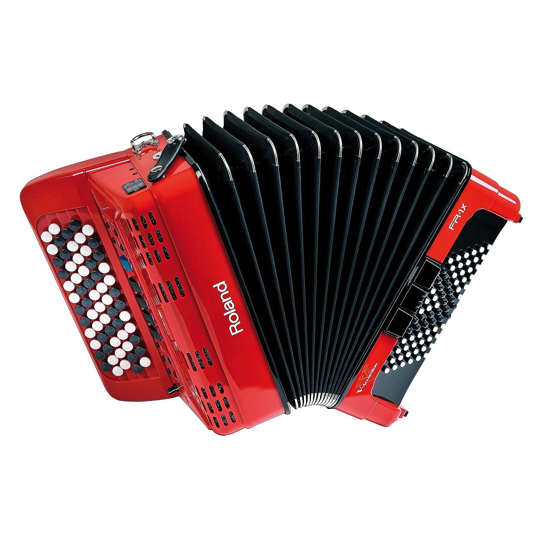 人気商品 Roland ローランド アコーディオン FR-1XB FR-1XB B007FMZ4J8 BK ローランド ブラック B007FMZ4J8 RED RED, ルイボスファクトリー:adeeed31 --- 4x4.lt