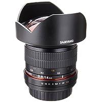 Samyang 14mm F2.8 Ultra Wide Angle Lens for Canon (Black)