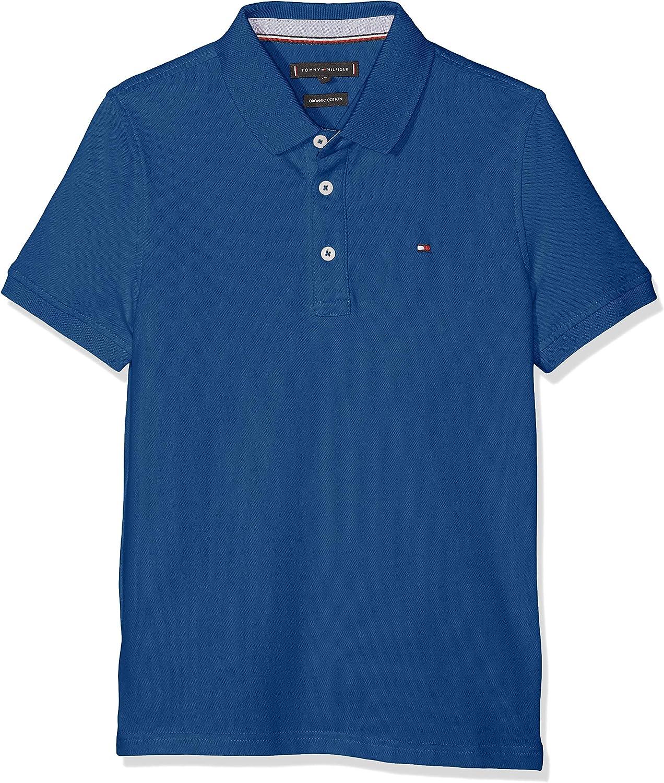 TOMMY HILFIGER Boys Essential Tommy Reg Polo S//S Shirt