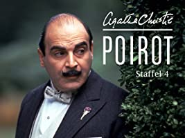 Agatha Christie's Poirot - Staffel 4