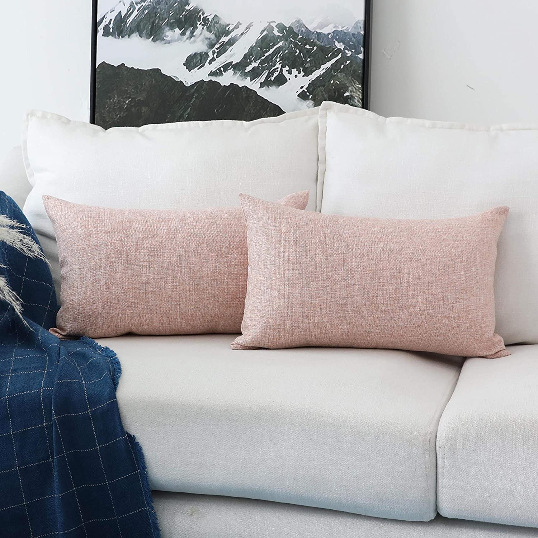 30*50cm Rectangle Eye Lash Print Cushion Cover Throw Pillow Case Sofa Decor 67UK