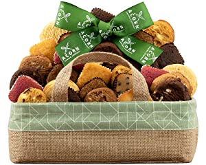 Freshly Baked Cookies Gift: Fresh Baked Dozen Assortment by Wine Country Gift Baskets