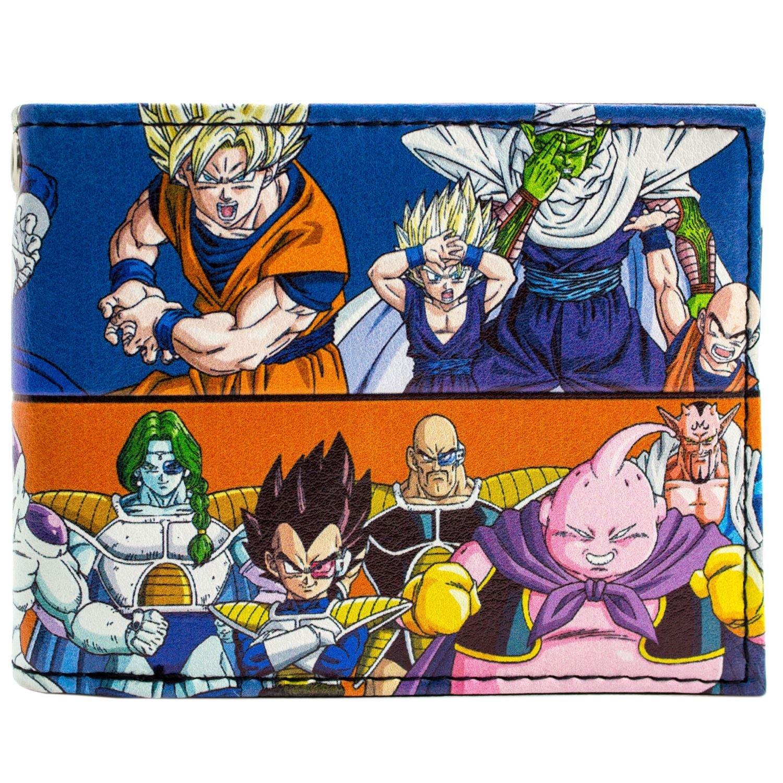 Toei Dragonball Z gut und schlecht Blau Portemonnaie Geldbörse 28950