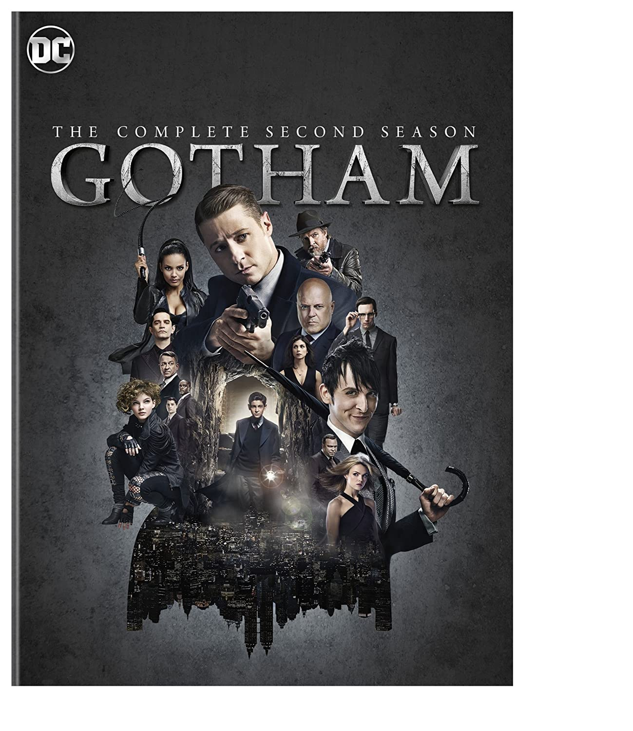 Gotham: The Complete Second Season [USA] [DVD]: Amazon.es ...