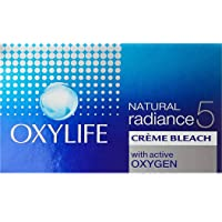 OxyLife Bleach Oxygen Power With Skin Radiance Serum, 27g